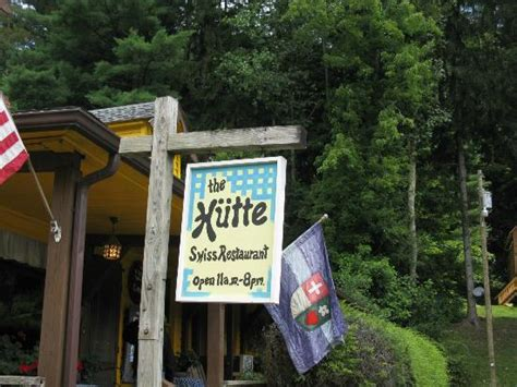 hutte helvetia wv sign picture of helvetia hutte restaurant helvetia