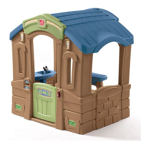 step 2 cottage play up picnic cottage playhouse step2