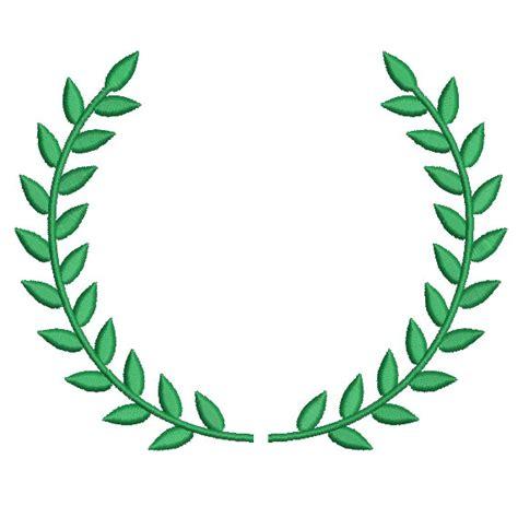 creare clipart sport logo clip laurel leaves clipart best