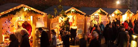 7 of the merriest uk christmas markets to visit