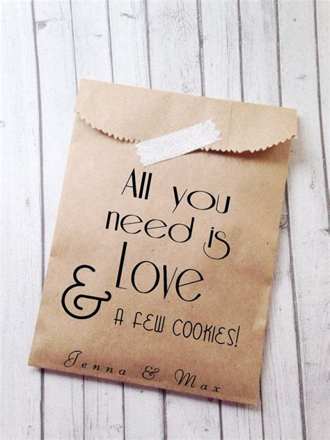 Wedding Favor Bags by 25 Best Ideas About Personalized Wedding Favors On