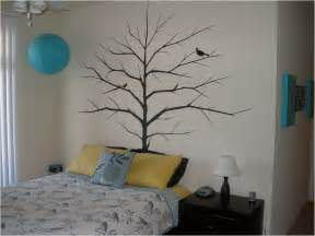 diy bedroom painting ideas interior tree wall painting teen girl room decor kids