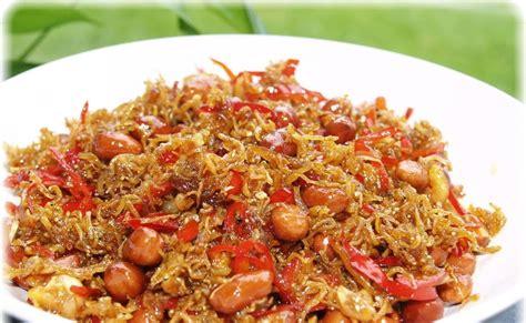 membuat nasi goreng teri medan resep sambal goreng teri kacang resep masakan 4