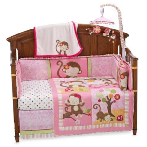 Monkey Boy Bedding From Buy Buy Baby Baby Monkey Crib Bedding