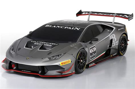 Lamborghini Trofeo Lamborghini Huracan Trofeo Is Primed For Gt3 Racing