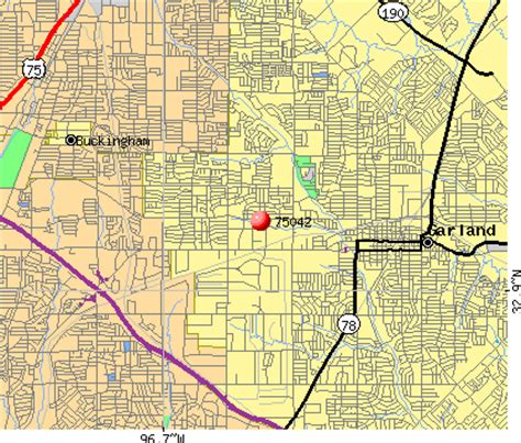garland texas zip code map 75042 zip code garland texas profile homes apartments schools population income