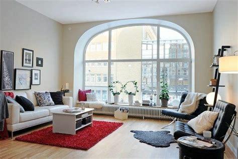 skandinavisches wohnzimmer wohnzimmer deko mediterran