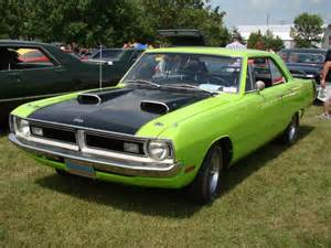 panoramio photo of dodge dart 340 70