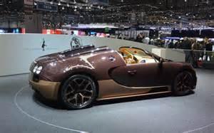 Bugatti Convertible Bugatti Veyron Grand Sport Vitesse A Convertible Driven