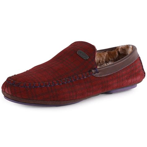 ted baker ruffas mens suede slipper new shoes all