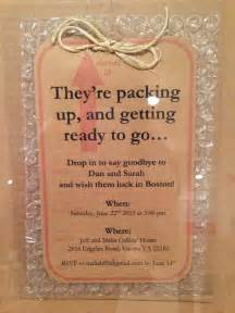 wording for going away to college party invitations