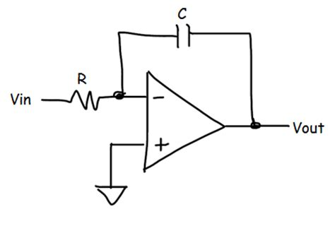 how does integrator circuit work electronics is an op integrator how does it work