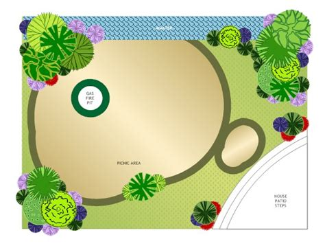 backyard landscape design templates garden design layout software free download