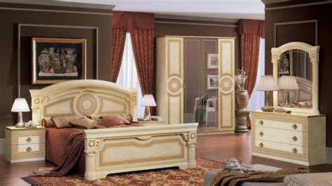 italian bedroom furniture aida ivory w gold camelgroup italy classic bedrooms