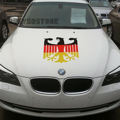 audi germany flag germany german flag coat of arms eagle car decal bumper