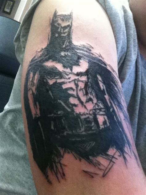 batman tattoo sketch mode avoir batman dans la peau bat tattoos