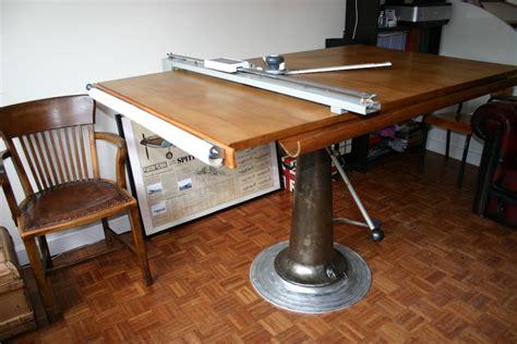 Drafting Table Uk Industrial Vintage Drafting Table By Nike Of Eskilstuna Sweden Manufactured In 1950 La