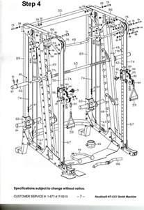 nautilus smith machine nt cc1 nautilus nt cc1 assembly manual ken dyck
