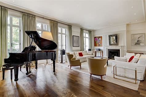 spectacular holland park avenue home  london