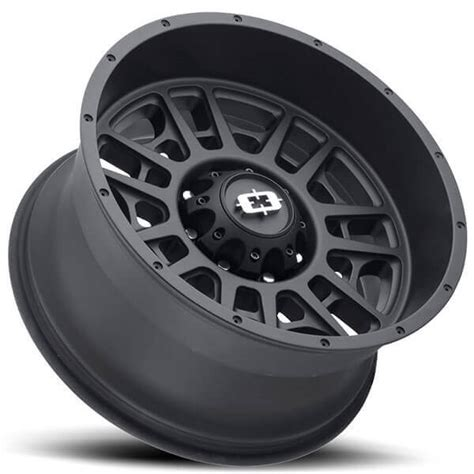 vision wheels  widow satin black  road rims vor