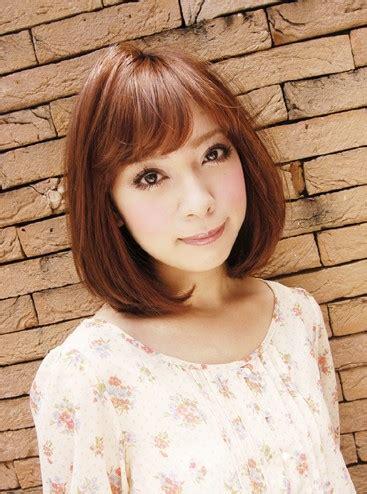 hairstyles short asian hairstyles  women