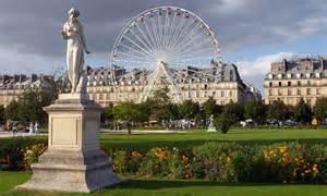 rome florence jardin des tuileries
