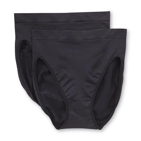maidenform light control panties maidenform women s 2 pack everyday control hi cut panties