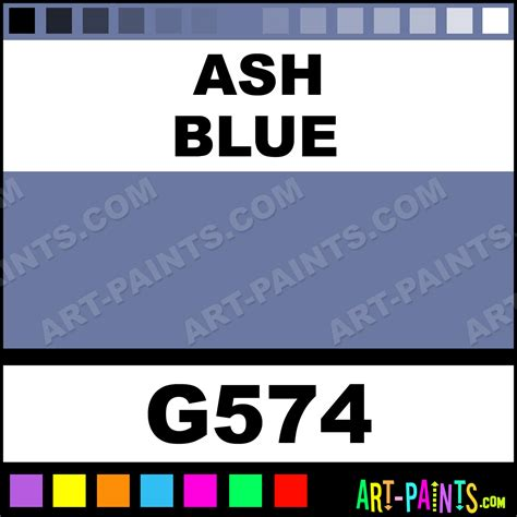 ash blue acryla gouache paints d158 ash blue paint ash blue artists gouache paints g574 ash blue paint