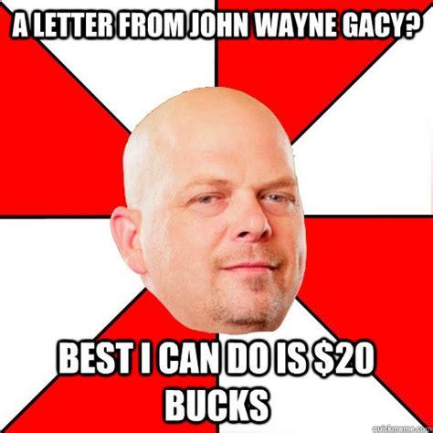 John Meme - john wayne meme