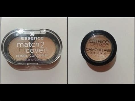 Essence Match 2 Cover Concealer concealer vergleich essence match 2 cover concealer