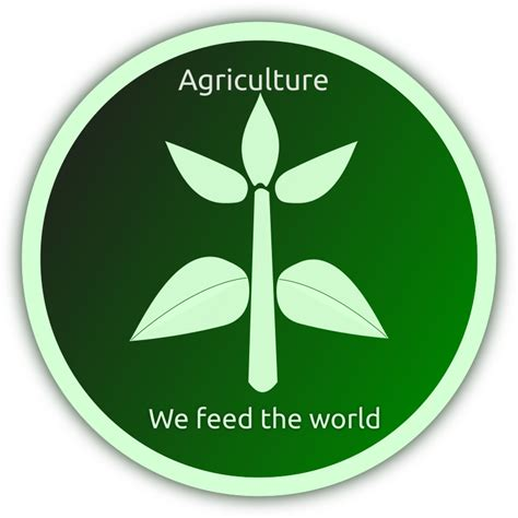 agriculture clipart agriculture logo by gsagri04 agriculture logo with slogan