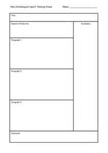 Writing Newspaper Reports Ks2 Template by Non Chronological Report Planning Frame By Samdaunt77 Teaching Resources Tes