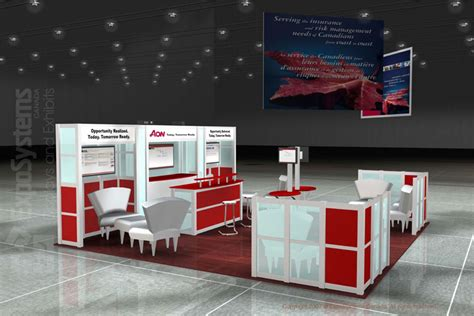 booth design canada expoprofile exhibits exposystems canada exhibits and