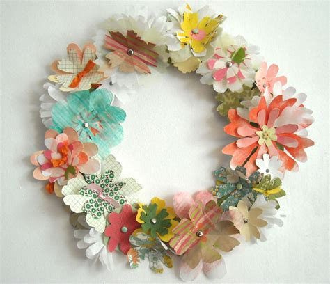 springtime wreaths diy spring wreath yasabe com blog