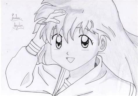 imagenes para dibujar a lapiz de anime amor 7 dibujos de anime para pintar y colorear animes de amor