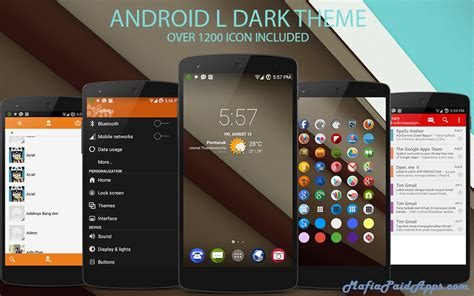 download theme android l cm11 android l dark theme cm11 v2 t mafiapaidapps com