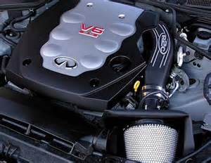 Infiniti G35 Cold Air Intake Infiniti G35 Cold Air Intake Systems