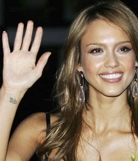 jessica alba wrist tattoo meaning 43 inspiring wrist tattoos and graphics inspirebee
