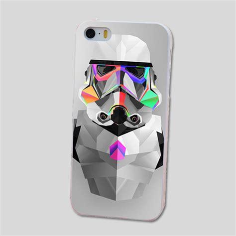 Stroomtrooper Custom Iphone 6 6s wars geometric stormtrooper cover iphone 6 plus 6s plus smart