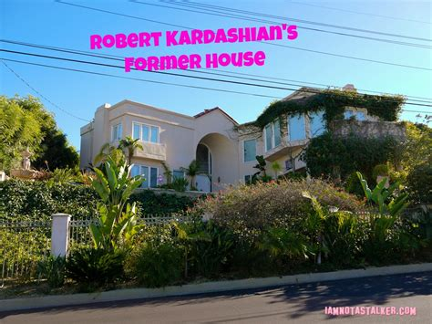 robert kardashian house rob kardashian o j simpson extravital fasion