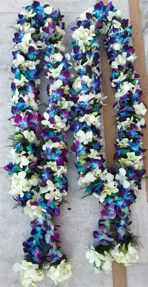 Orchids Garlands