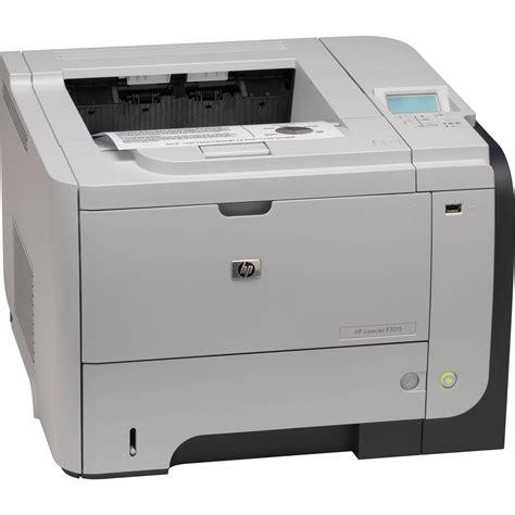 Printer Hp Laserjet Network hp laserjet enterprise p3015dn network monochrome ce528a