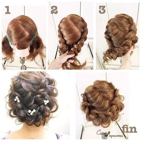 diy hairstyles for medium hair pinterest 17 best ideas about shoulder length hair updos on