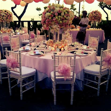 Wedding Table Set Up wedding table set up centerpiece and table