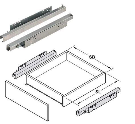 guide per cassetti guide per cassetti ad estrazione totaleguide per cassetti