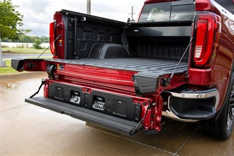 2019 Gmc New Tailgate by Gmc Multipro Tailgate With Kicker Now Exclusive For All