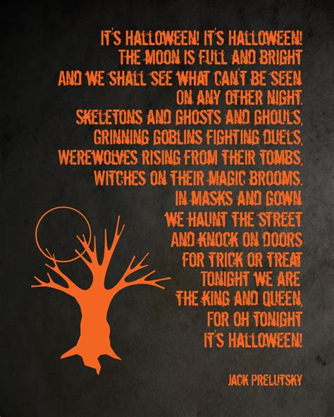 free printable halloween quotes a matter of memories printable it s halloween poem