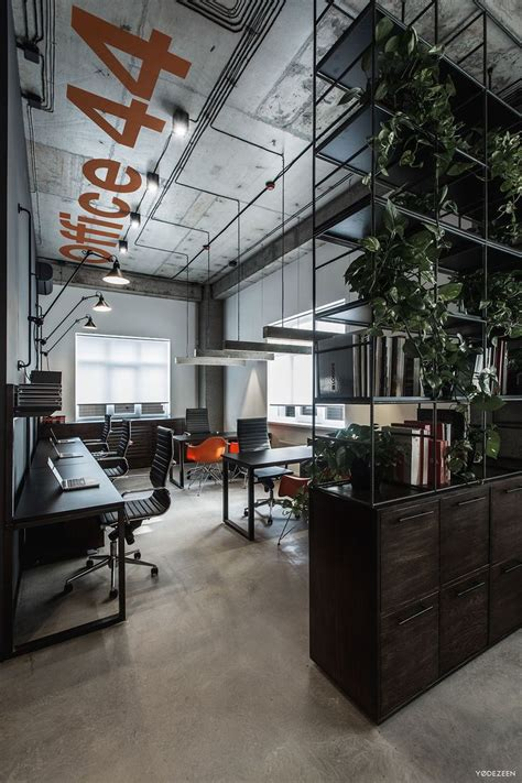 office interior design best 25 industrial office design ideas on