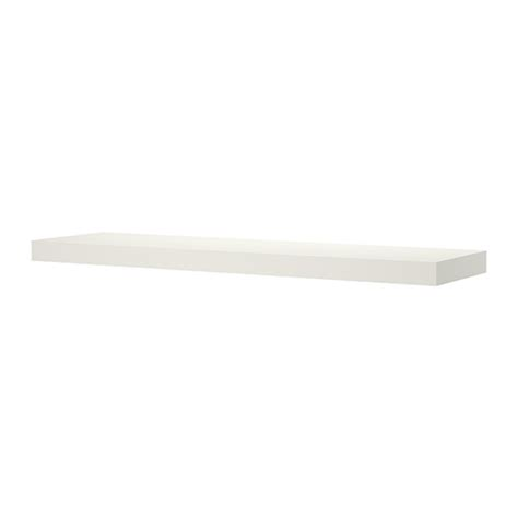 Floating Shelf Lack by Lack Floating Wall Shelf 110cm White Furniture Source