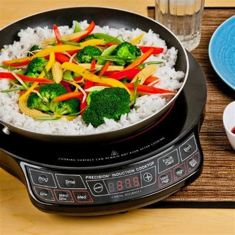 induction cooker recipes nuwave pic precision induction cooktop at http